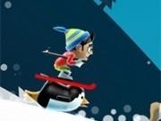 aventura de ski in avalansa