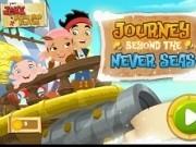 aventura lui jake si piratii de nicaieri pe mare