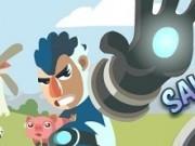 Jocuri cu aventura vrajitorului salvator de porci