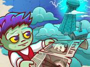 aventura zombi fara cap