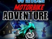 aventuri de motociclete iarna