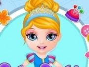 Jocuri cu baby barbie in rochii de printesa
