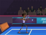 badminton la simplu