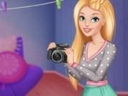 barbie fotograf pentru blog
