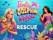 Jocuri cu barbie salveaza delfinii magici