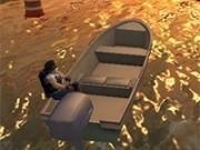 Jocuri cu barci de viteza parcate in apa