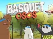 Jocuri cu baschet cu aventurile fratilor ursi