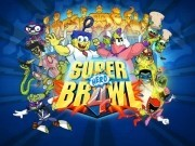 bataliile nickelodeon super brawl