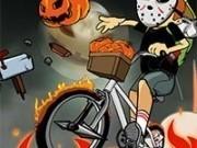 Jocuri cu biciclistul din iad