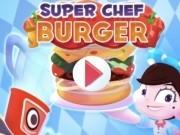 Jocuri cu bucatarul sef gateste burgeri