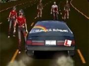 Jocuri cu calcat mortii vii pe autostrada