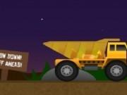camion basculanta de transportat corpuri