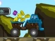 camion cu remorca cara pietre