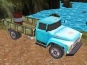 camioneta 3d livrari pe munte
