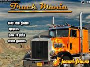 Jocuri cu camioneta de transport cutii