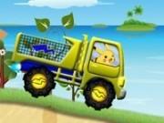 camionul condus de pokemon