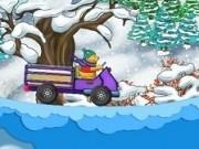 Jocuri cu camionul cu miere a lui ursului pooh