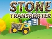 camionul cu pietre offroad