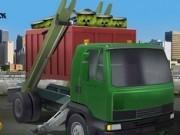 camionul de gunoi pentru condus