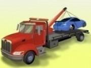 Jocuri cu camionul de tractat masini