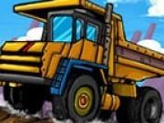 Jocuri cu camionul grabit