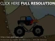 Jocuri cu camionul mare de curse