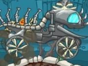 Jocuri cu camionul zombie de condus