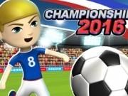 Jocuri cu campionatul de fotbalisti europeni