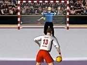 campionatul de handball 3d