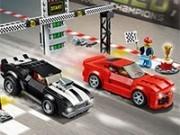 Jocuri cu campionii vitezei 3d cu masini lego