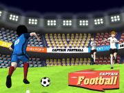 capitanul echipei de fotbal
