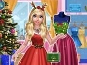Jocuri cu cindy rochia de iarna
