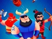 Jocuri cu ciocnirile vikingilor