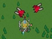 clanul nebunaticilor in lupte cu avioane