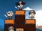 Jocuri cu comoara piratilor