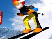 concurs de ski montan