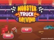 Jocuri cu condus de monster truck