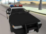 condus masini de politie in oras