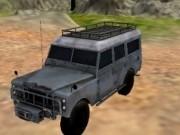 condus pe munte cu jeep 3d