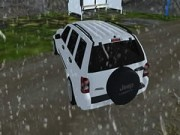 condus pe munte cu masini 3d