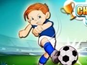 copii jucatori de fotbal