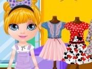 cumparaturi cu frumoasa fetita barbie
