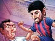 Jocuri cu cupa de fotbal cu capul in doi