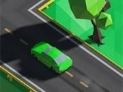 curba cu masini rapide