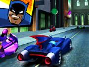 curse 3d cu batmobil