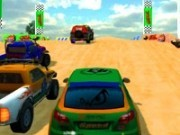 Jocuri cu curse 3d in desert
