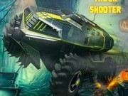 Jocuri cu curse camioane infricosatoare cu impuscaturi