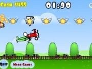 Jocuri cu curse cu avioanele nitro
