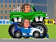 curse cu masini de fotbalisti