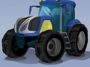 Jocuri cu curse cu tractorul spatial